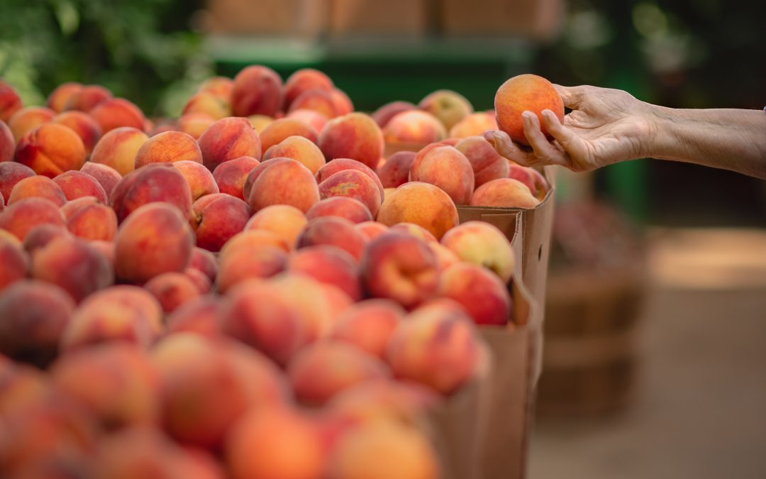 Last Call For Peaches!